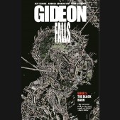 GIDEON FALLS VOLUME 1 BLACK BARN GRAPHIC NOVEL