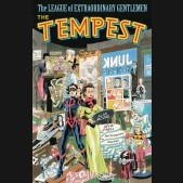 LEAGUE OF EXTRAORDINARY GENTLEMEN VOLUME IV THE TEMPEST HARDCOVER