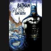 BATMAN GHOSTS GRAPHIC NOVEL