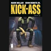 KICK-ASS #1 (2018 SERIES) COVER A