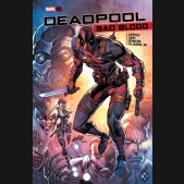 DEADPOOL BAD BLOOD ORIGINAL GRAPHIC NOVEL HARDCOVER