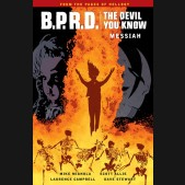 BPRD DEVIL YOU KNOW VOLUME 1 MESSIAH GRAPHIC NOVEL