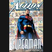 ACTION COMICS 80 YEARS OF SUPERMAN HARDCOVER