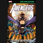 AVENGERS EPIC COLLECTION THE COLLECTION OBSESSION GRAPHIC NOVEL