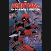 DEADPOOL BY POSEHN AND DUGGAN VOLUME 2 COMPLETE COLLECTION GRAPHIC NOVEL