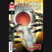ELECTRIC WARRIORS #4