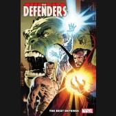 DEFENDERS THE BEST DEFENSE GRAPHIC NOVEL