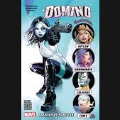 DOMINO VOLUME 2 GRAPHIC NOVEL