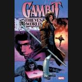 GAMBIT THIEVES WORLD GRAPHIC NOVEL