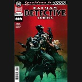 DETECTIVE COMICS #994 (2016 SERIES) 2ND PRINTING