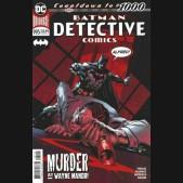 DETECTIVE COMICS #995 (2016 SERIES) 2ND PRINTING