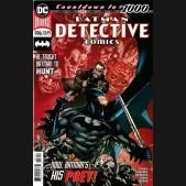 DETECTIVE COMICS #996 (2016 SERIES) 2ND PRINTING