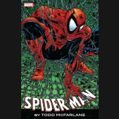 SPIDER-MAN BY TODD MCFARLANE THE COMPLETE COLLECTION GRAPHIC NOVEL