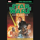 STAR WARS LEGENDS EPIC COLLECTION NEW REPUBLIC VOLUME 5 GRAPHIC NOVEL