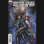 STAR WARS DOCTOR APHRA #7 (2020 SERIES) 2ND PRINTING 1ST APPEARANCE OF WEN DELPHIS