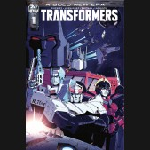 TRANSFORMERS #1 (2019 SERIES) 1 IN 10 INCENTIVE VARIANT