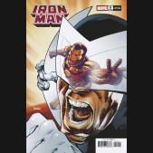IRON MAN #9 (2020 SERIES) PANOSIAN SPIDER-MAN VILLAINS VARIANT