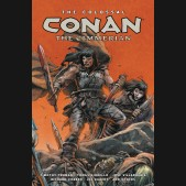 COLOSSAL CONAN THE CIMMERIAN HARDCOVER