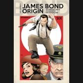 JAMES BOND ORIGIN #6