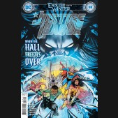 JUSTICE LEAGUE #58 (2018 SERIES) ENDLESS WINTER TIE-IN