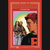 ROAD TO RIVERDALE VOLUME 2 GRAPHIC NOVEL