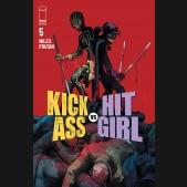 KICK-ASS VS HIT-GIRL #5