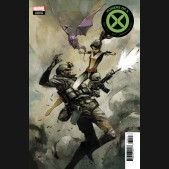 POWERS OF X #4 HUDDLESTON 1 IN 10 INCENTIVE VARIANT