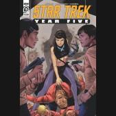 STAR TREK YEAR FIVE #19