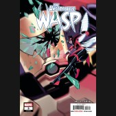 UNSTOPPABLE WASP #3 (2018 SERIES)