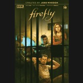 FIREFLY #19 (2018 SERIES)