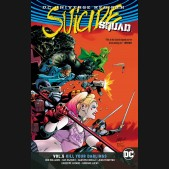 SUICIDE SQUAD VOLUME 5 KILL YOUR DARLINGS GRAPHIC NOVEL