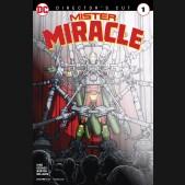 MISTER MIRACLE DIRECTORS CUT #1 (2017 SERIES)