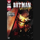 BATMAN WHO LAUGHS #1 (2018 SERIES)