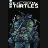 TEENAGE MUTANT NINJA TURTLES ONGOING #101 (2011 SERIES)
