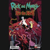 RICK AND MORTY GO TO HELL #3