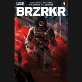 BRZRKR (BERZERKER) #1