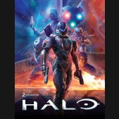 HALO VOLUME 2 LIBRARY EDITION HARDCOVER