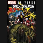 MARVEL UNIVERSE BY CHRIS CLAREMONT HARDCOVER