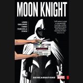 MOON KNIGHT VOLUME 2 REINCARNATIONS GRAPHIC NOVEL