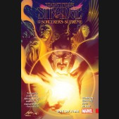 DOCTOR STRANGE AND SORCERERS SUPREME VOLUME 1 OUT OF TIME GRAPHIC NOVEL