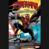 SPIDER-MAN BY TODD DEZAGO AND MIKE WIERINGO GRAPHIC NOVEL