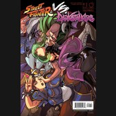 STREET FIGHTER VS DARKSTALKERS #1