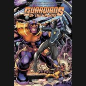 GUARDIANS OF GALAXY VOLUME 5 HARDCOVER