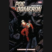 STAR WARS POE DAMERON VOLUME 4 LEGEND FOUND GRAPHIC NOVEL