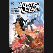 JUSTICE LEAGUE VOLUME 2 GRAVEYARD OF GODS GRAPHIC NOVEL
