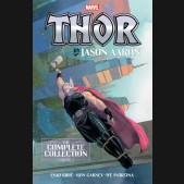 THOR BY JASON AARON THE COMPLETE COLLECTION VOLUME 1 GRAPHIC NOVEL