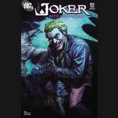 JOKER 80TH ANNIVERSARY 100 PAGE SUPER SPECTACULAR #1 2000S LEE BERMEJO VARIANT