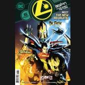 LEGION OF SUPER HEROES #6 (2019 SERIES) 1ST PRINTING