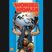 WONDER WOMAN #750 THE DELUXE EDITION HARDCOVER