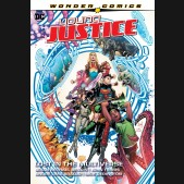 YOUNG JUSTICE VOLUME 2 LOST IN THE MULTIVERSE HARDCOVER
